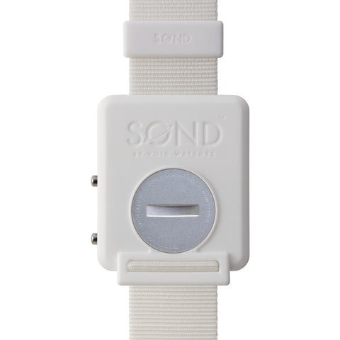 VOID SOND Watch | White SOND-WHITE