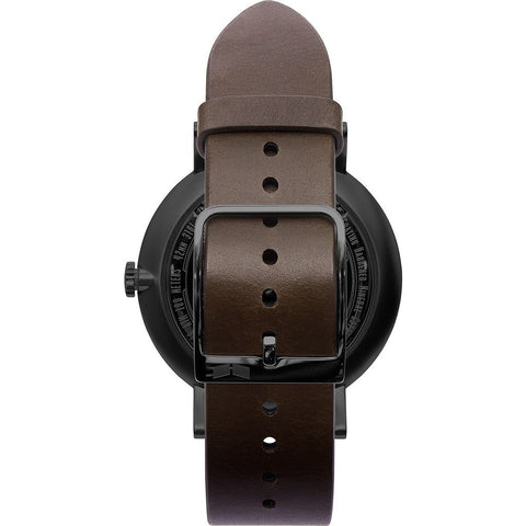 Vestal The Sophisticate Watch | Dark Brown/Black/Swiss Jewle Movement SPH3L07