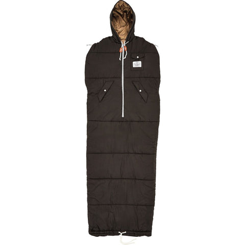 Poler Napsack Wearable Sleeping Bag | Black