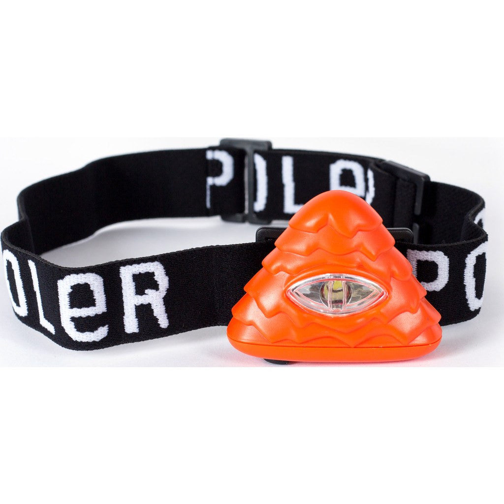 Poler Cyclops Headlamp | Burnt Orange 514002-NCL-OS