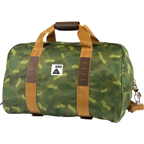 Poler Carry On Duffel Bag | Green Camo 612014-GCO-OS