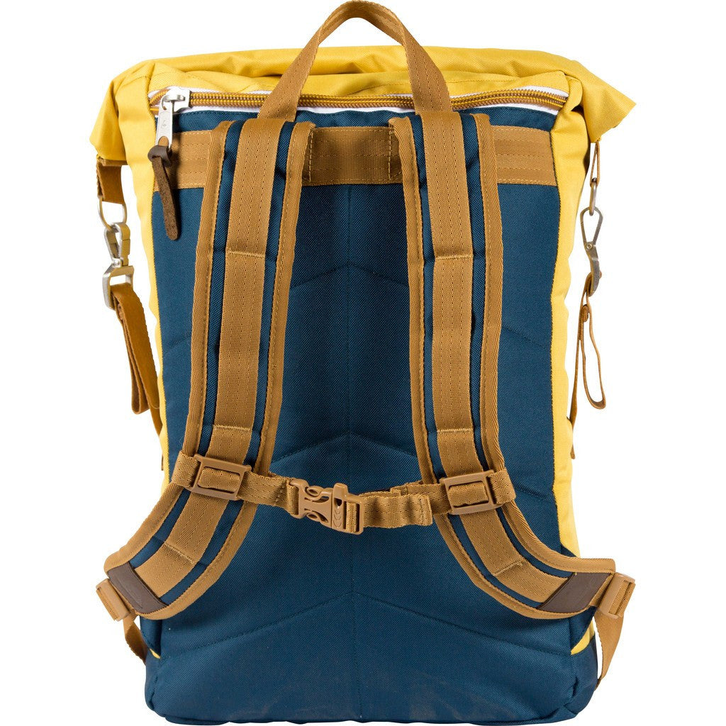 Poler Rolltop Backpack | Golden Rod 612018-YLW-OS