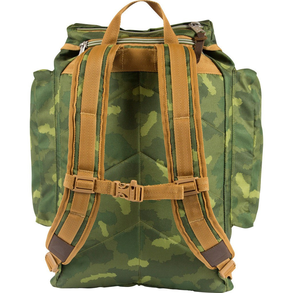 Poler Rucksack Backpack | Green Camo 612019-GCO-OS