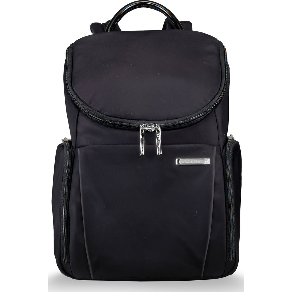 Briggs & Riley Small U-Zip Backpack | Onyx