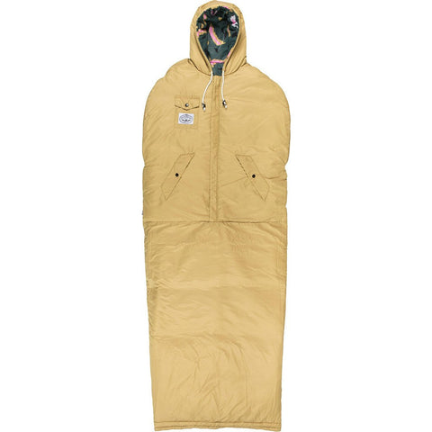 Poler Reversible Napsack Wearable Sleeping Bag | Treetop Camo
