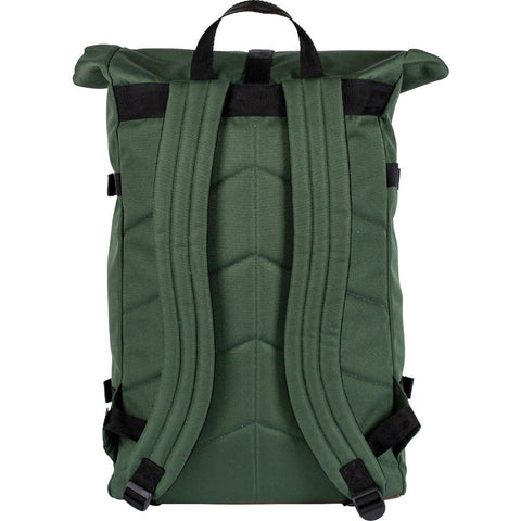 Poler Classic Rolltop Backpack | Leaf Green 712001