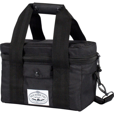 Poler Classic Camera Cooler Cooler Bag | Black 712028