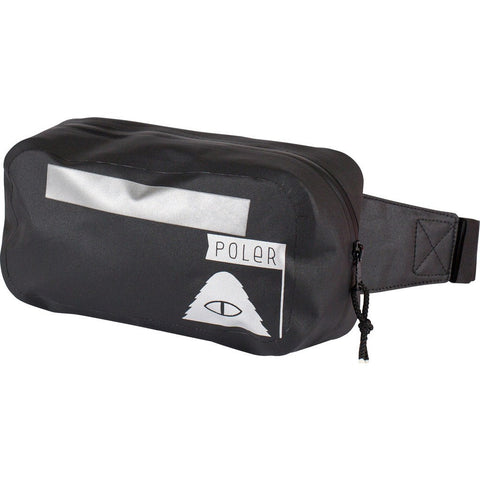 Poler High & Dry Bum Bag Bag | Black 712082