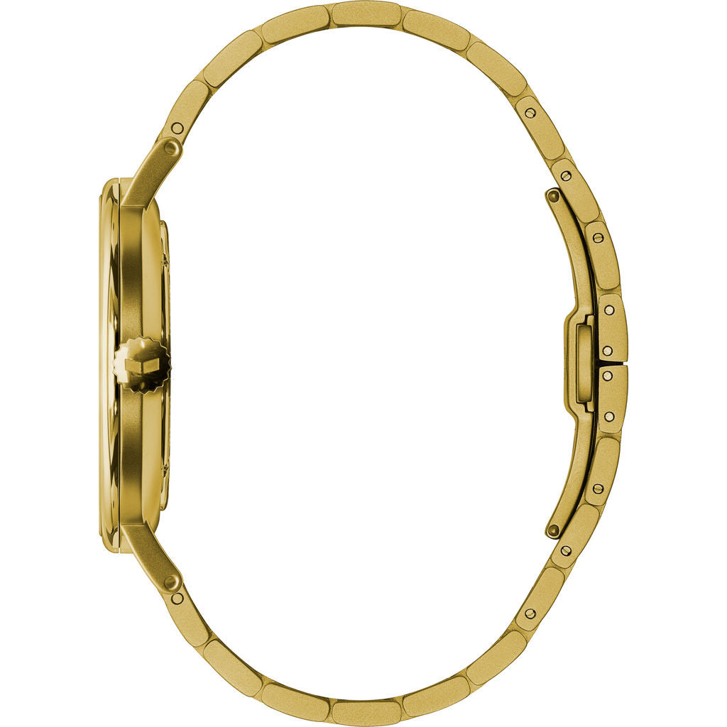 Vestal The Sophisticate 36 7-Link Metal Watch | Gold/Black