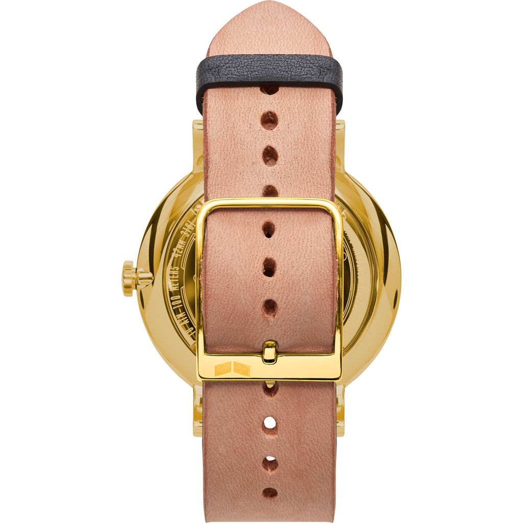 Vestal The Sophisticate Makers Edition Watch | Natural/Gold/White
