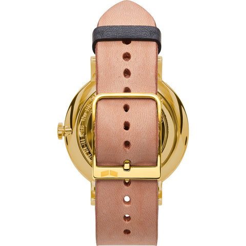Vestal The Sophisticate Makers Edition Watch | Natural/Gold/Black