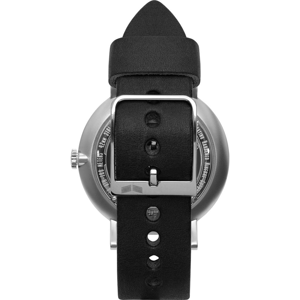 Vestal The Sophisticate Makers Edition Watch | Black-Grey/Silver/Marine