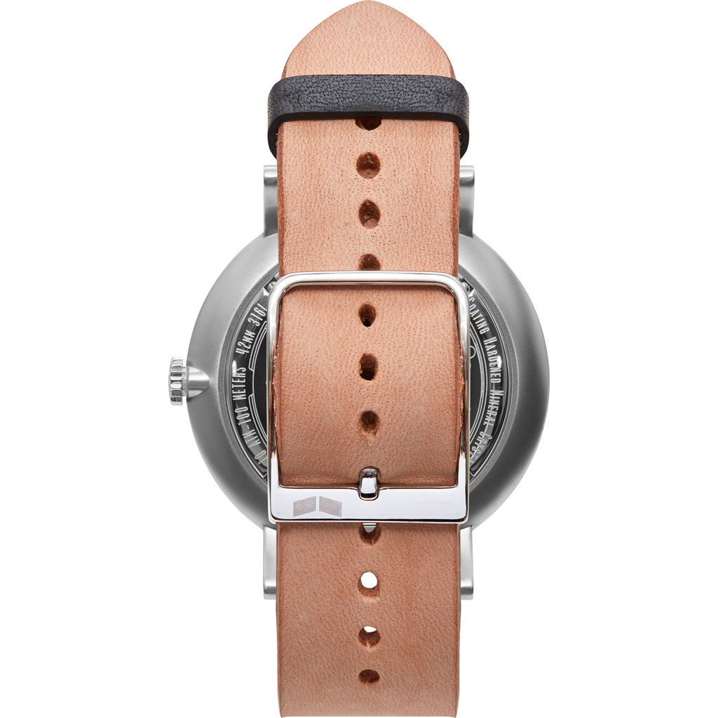Vestal The Sophisticate Makers Edition Watch | Natural/Silver/Marine