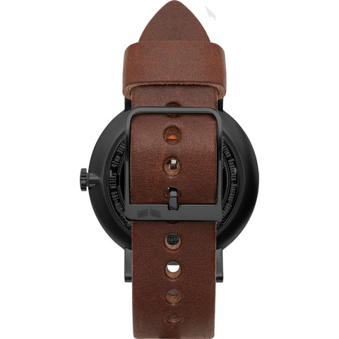 Vestal The Sophisticate Makers Edition Watch | Chocolate/Black/Black-Blue