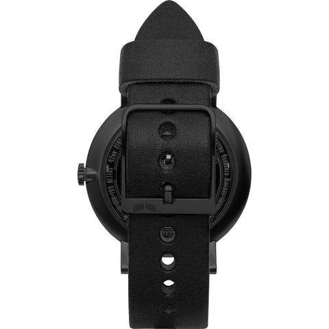 Vestal The Sophisticate Makers Edition Watch | Black-Grey/Black/Black