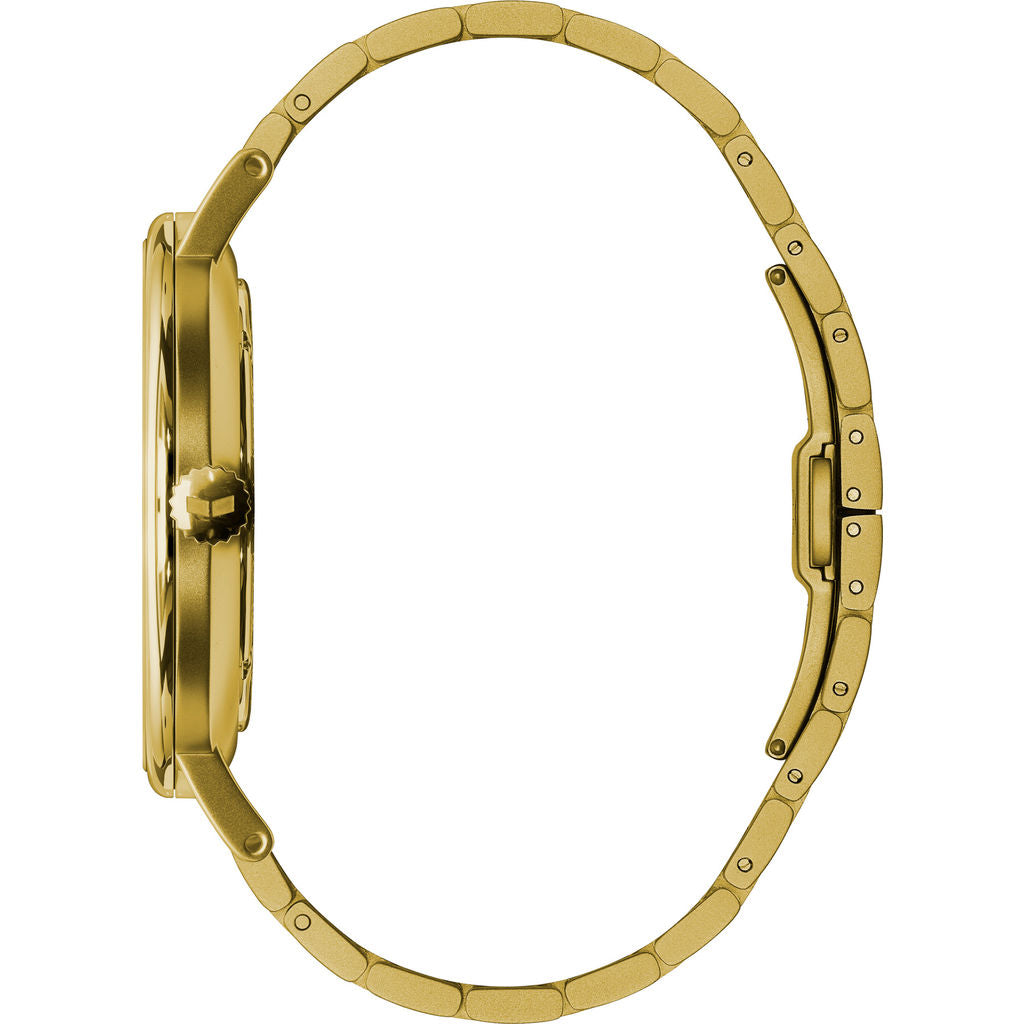 Vestal The Sophisticate 7-Link Watch | Gold/White