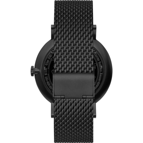 Vestal The Sophisticate Metal Watch | Black/Mesh