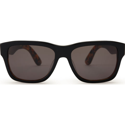 Toms Culver Black-Honey Sunglasses | Tortoise Smoke Grey 10005458