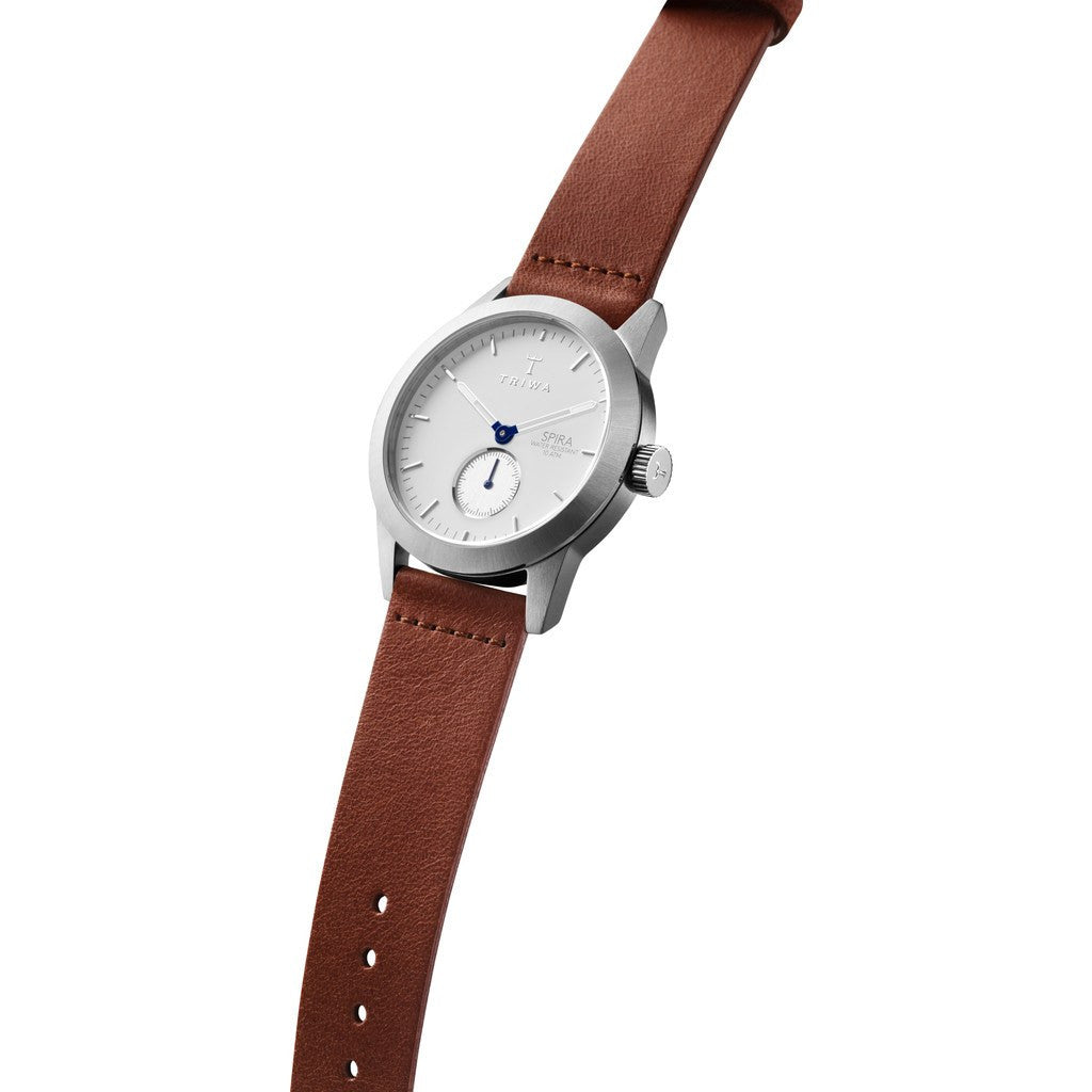 Triwa Ivory Spira Watch | Brown Classic