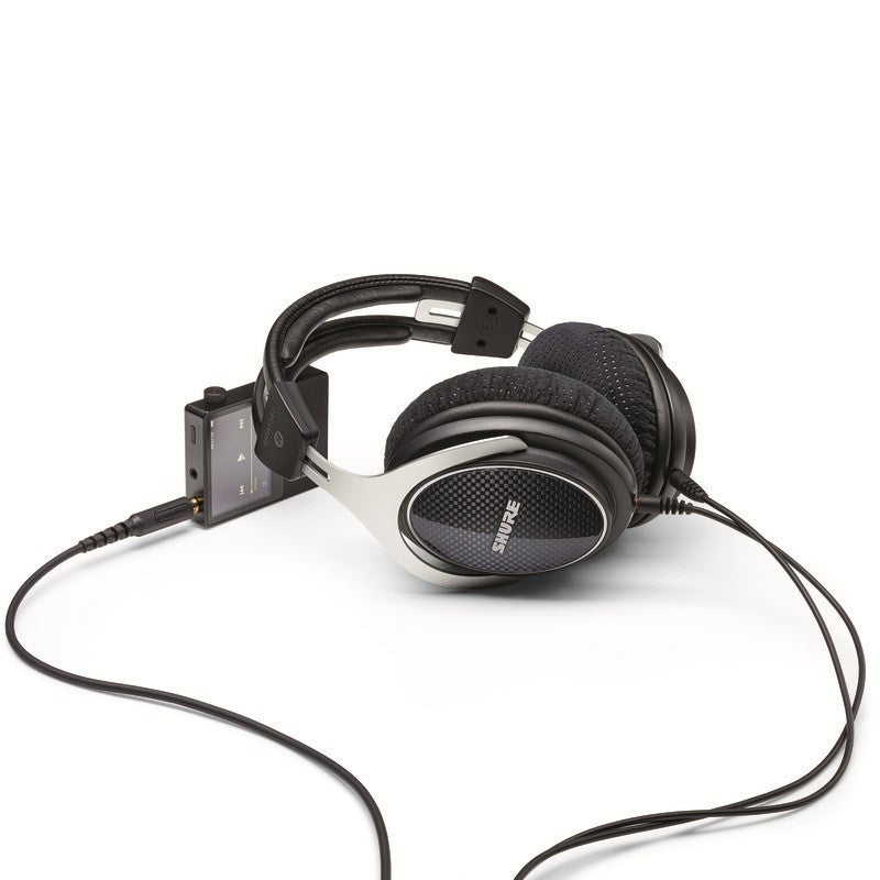 Shure SRH1540 Closed Back Headphones | Gold Plated SRH1542