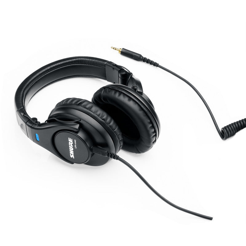 Shure SRH440 Professional Studio Headphones | Black SRH440