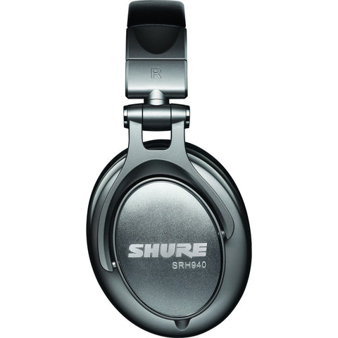 Shure SRH940 Professional Reference Headphones | Silver