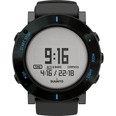 Suunto Core Multi-Function Outdoor Watch | Graphite Crush