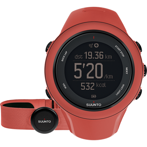 Suunto Ambit3 Sport Coral Women's Watch | SS021468000