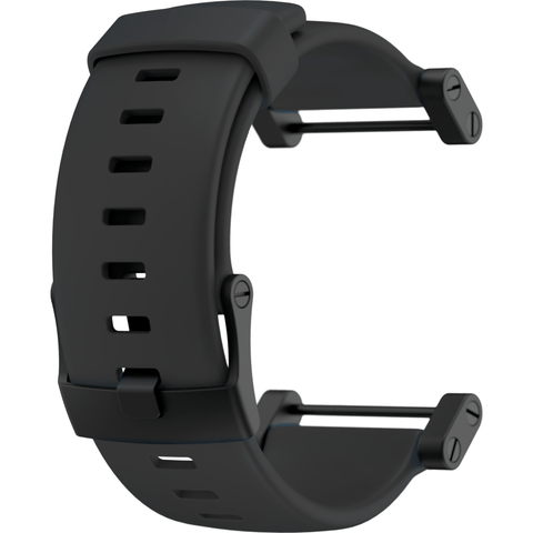 Suunto Core Crush Flat Rubber Strap | Graphite SS021523000