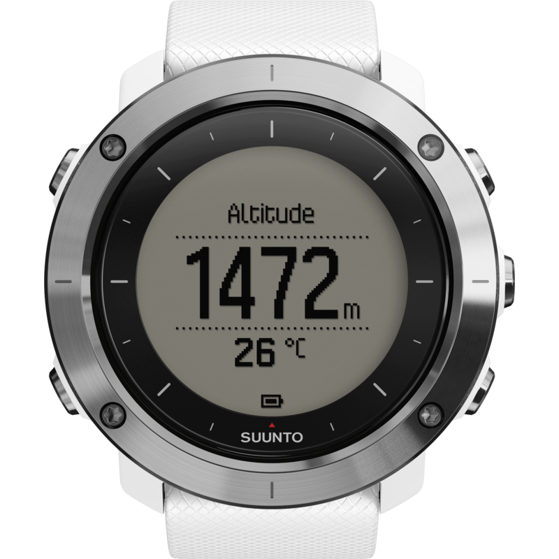Suunto Traverse GPS Watch | White