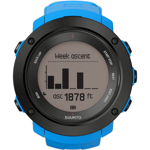 Suunto Ambit3 Vertical Watch | Blue SS021969000