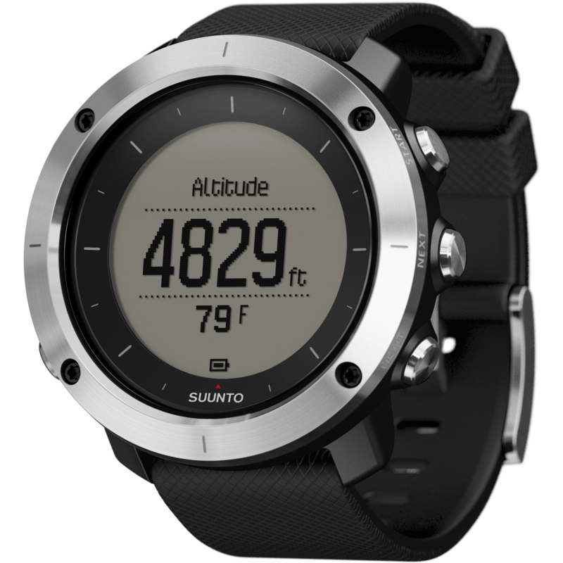 Suunto Traverse GPS Watch | Black