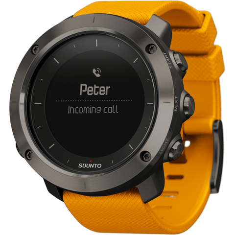Suunto Traverse GPS Watch | Amber