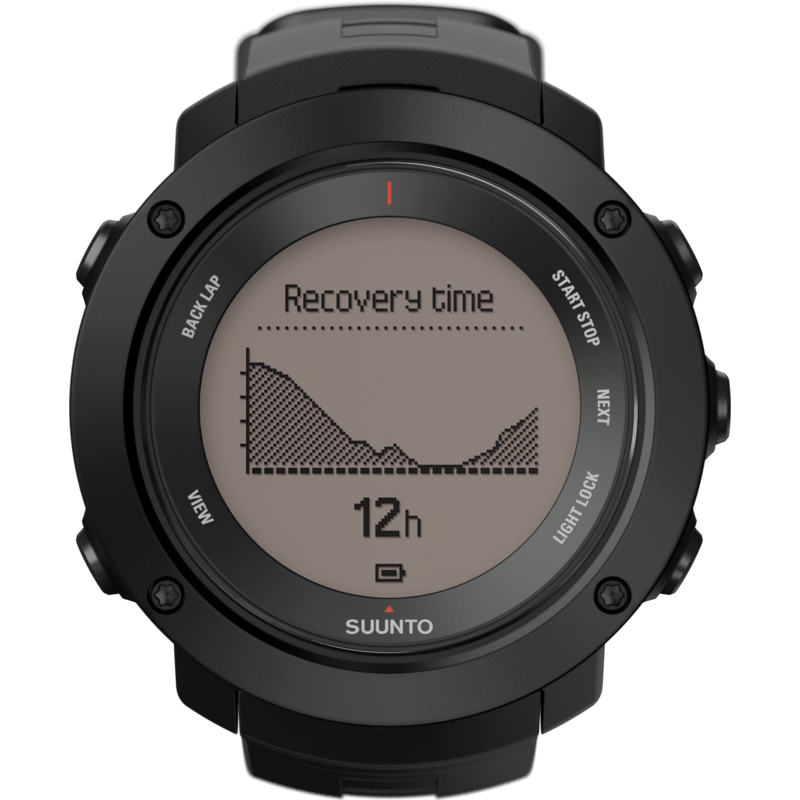 Suunto Ambit3 Vertical Watch | Black SS021965000