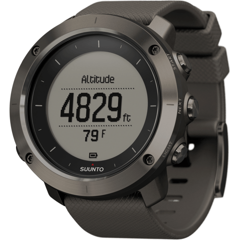 Suunto Traverse GPS Watch | Graphite