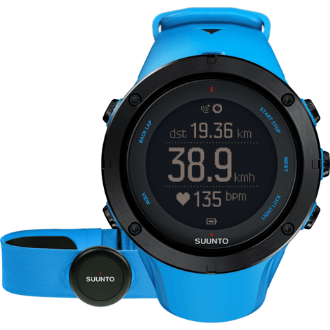Suunto Ambit3 Peak Sapphire (HR) Watch | Blue