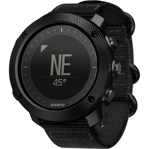 Suunto Traverse Alpha GPS Watch | Stealth SS022469000