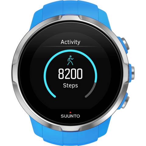 Suunto Spartan Sport Multisport GPS Watch HR Bundle | Blue SS022652000