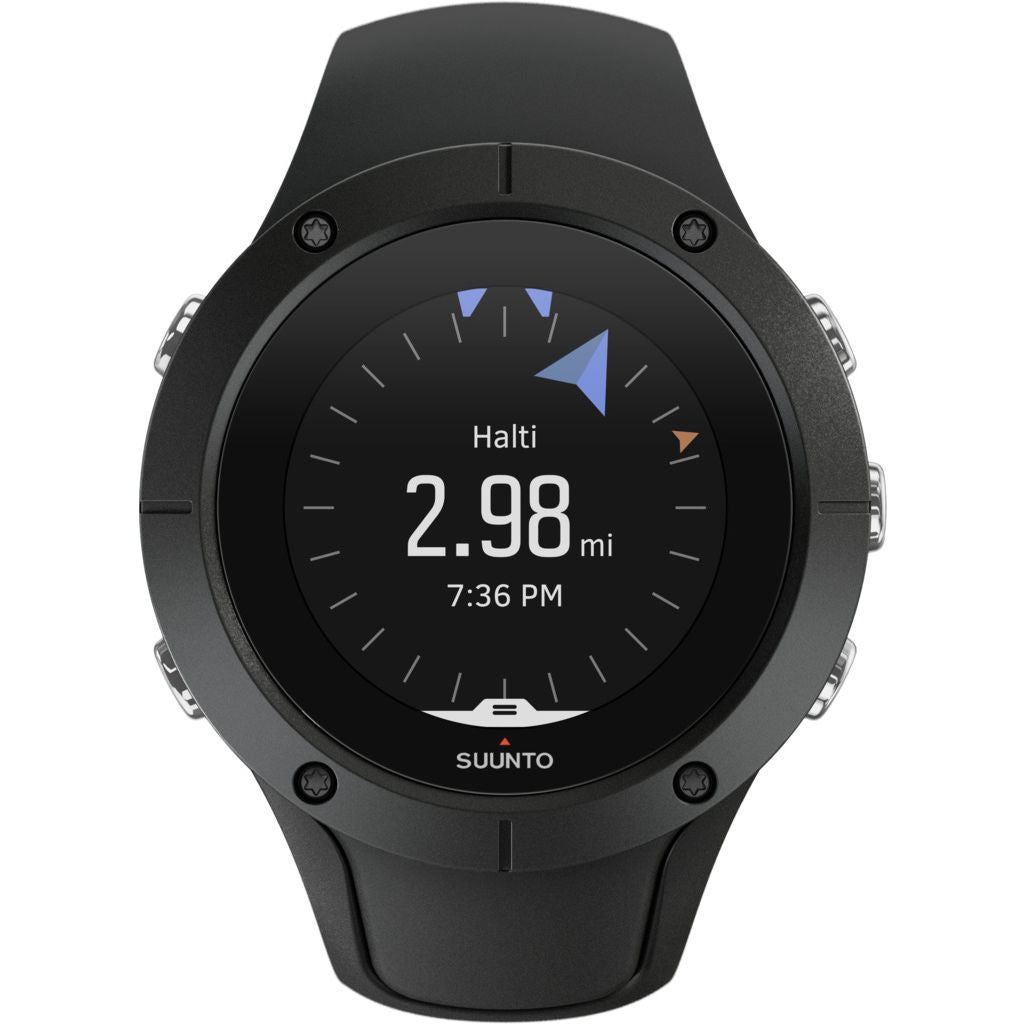 Suunto  Spartan Trainer Wrist Hr Multisport GPS Watch | Black SS022668000