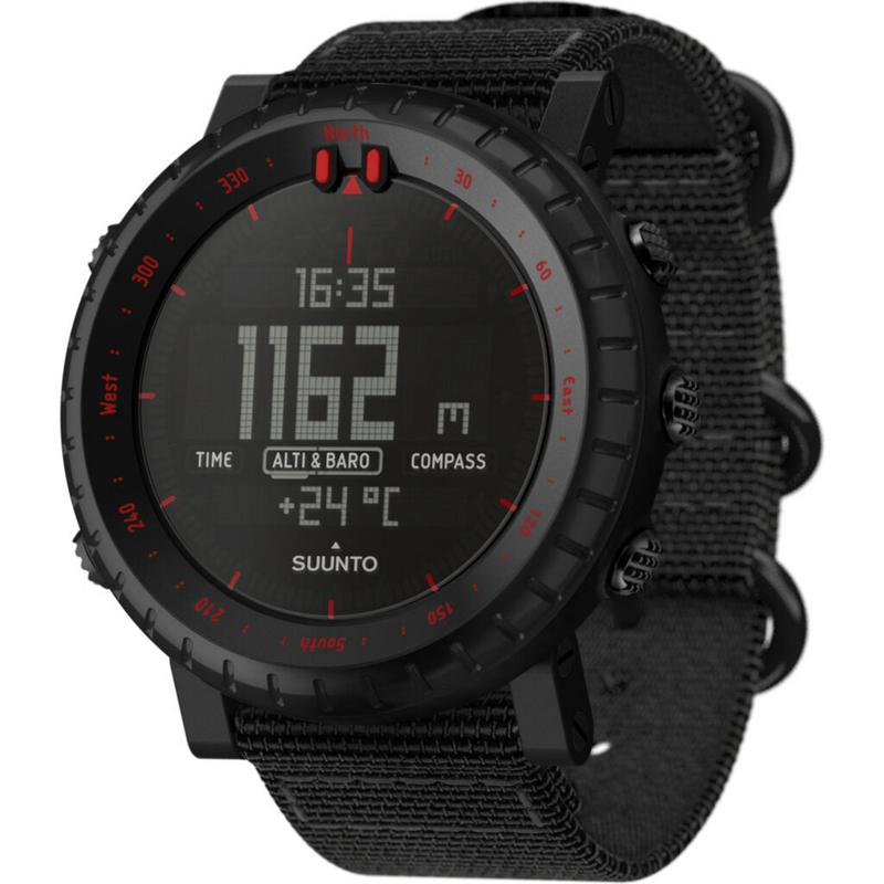 SUUNTO Core Men's Outdoor Sports Watch with Altimeter, barometer & compass