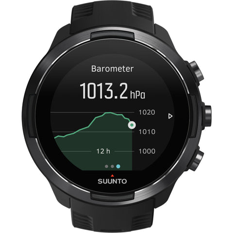 Suunto 9 G1 Baro GPS Watch | Black SS050019000