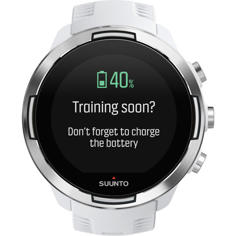 Suunto 9 G1 Baro GPS Watch | White SS050021000