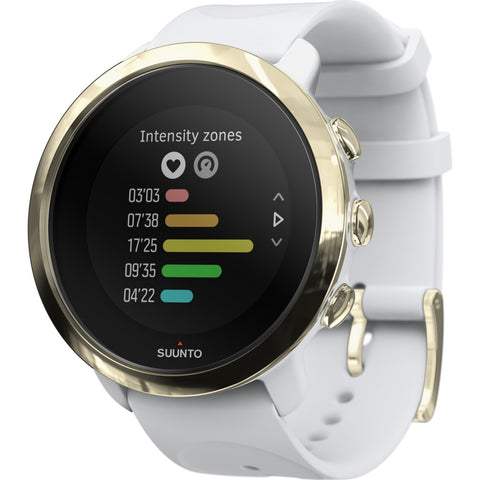 Suunto 3 Multisport Fitness Watch | Gold