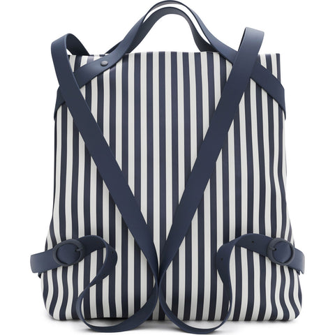 Rains LTD Shift Bag | Distorted Stripes