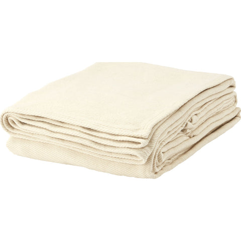 Faribault Pure Cotton Wool Blanket