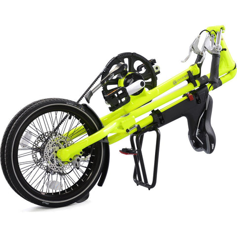 STRiDA EVO Folding Bicycle | Neon Green ST1808-1-MI