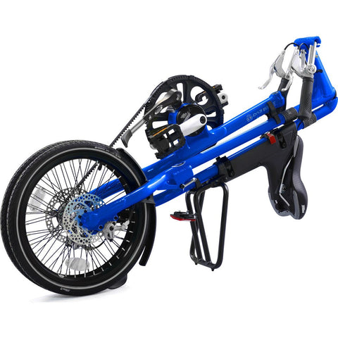 STRiDA EVO Folding Bicycle | Blue ST1810-1-MI