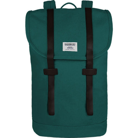 Sandqvist Stig Backpack | Petrol Blue SQA575