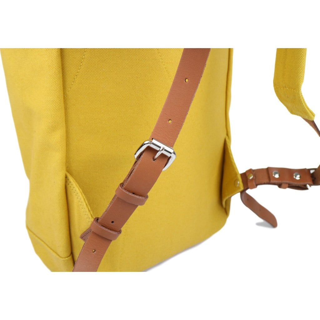 Sandqvist Stig Backpack | Yellow