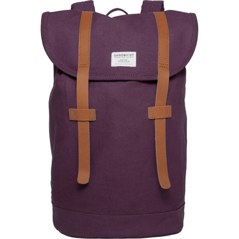 Sandqvist Stig Backpack | Plum SQA373